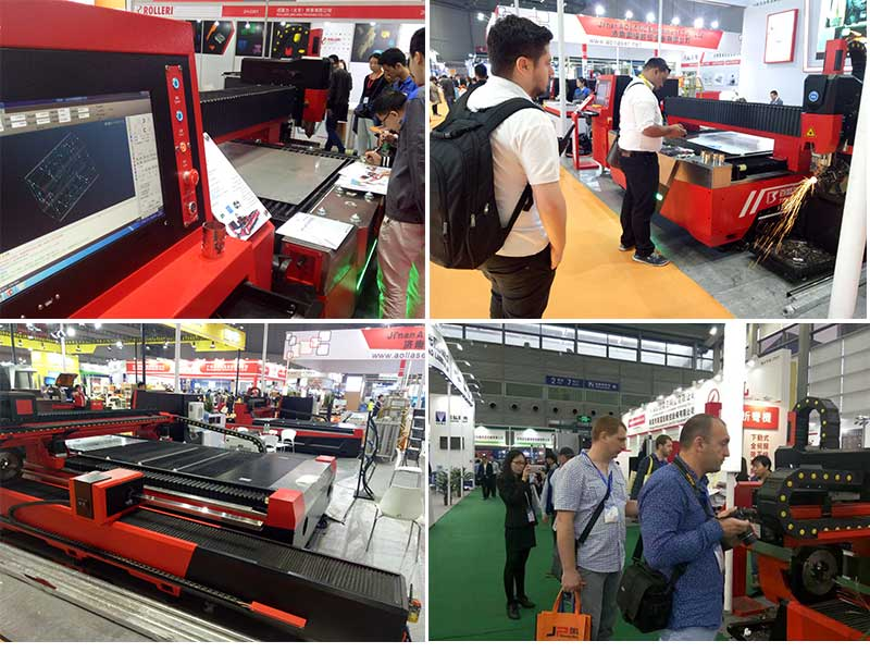 Tube and Sheet Laser Cutting Machine