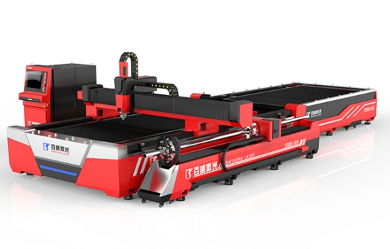 Sheet and Pipe Laser cutting machine