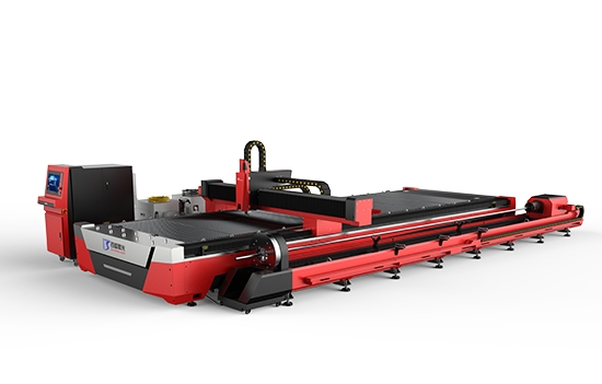Metal Laser Cutting Machine 6 meters working area